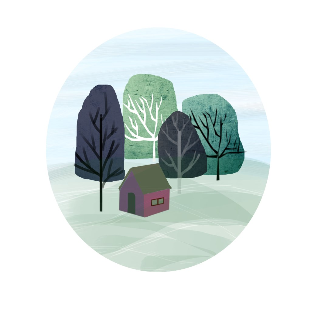 Little-House-in-the-Trees